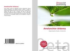 Bookcover of Amelanchier Arborea