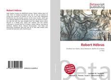 Couverture de Robert Hébras