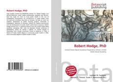 Portada del libro de Robert Hodge, PhD