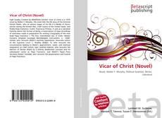 Vicar of Christ (Novel)的封面