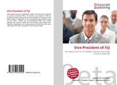 Bookcover of Vice-President of Fiji