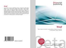 Waqf kitap kapağı