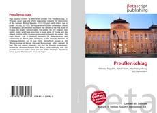 Bookcover of Preußenschlag