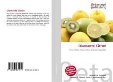 Copertina di Diamante Citron