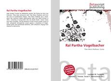 Bookcover of Ral Partha Vogelbacher