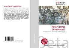 Robert James (Headmaster) kitap kapağı
