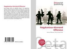 Portada del libro de Nagykanizsa–Körmend Offensive