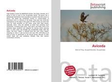 Bookcover of Aviceda