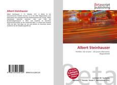 Borítókép a  Albert Steinhauser - hoz