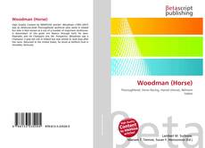 Bookcover of Woodman (Horse)