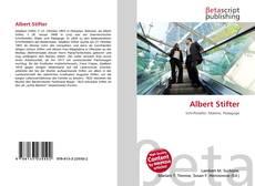 Bookcover of Albert Stifter