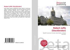 Robert Jaffe (Stockbroker) kitap kapağı