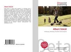 Capa do livro de Albert Stöckl