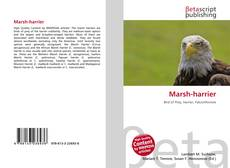 Bookcover of Marsh-harrier
