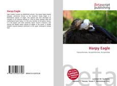 Buchcover von Harpy Eagle