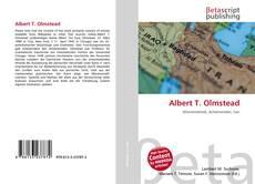Bookcover of Albert T. Olmstead