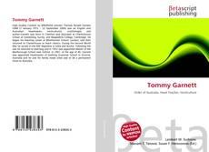 Обложка Tommy Garnett