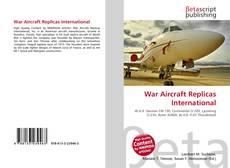 Buchcover von War Aircraft Replicas International