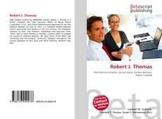 Bookcover of Robert J. Thomas