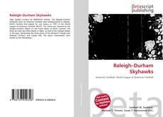 Buchcover von Raleigh–Durham Skyhawks
