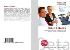 Bookcover of Robert J. Shapiro