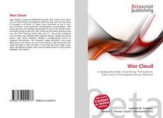 Bookcover of War Cloud
