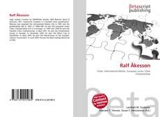 Buchcover von Ralf Åkesson