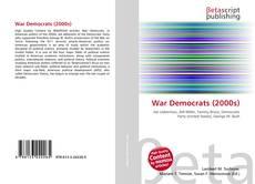 Обложка War Democrats (2000s)