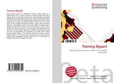 Capa do livro de Tommy Dysart
