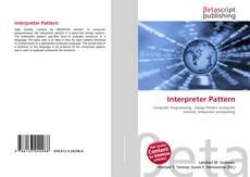 Borítókép a  Interpreter Pattern - hoz
