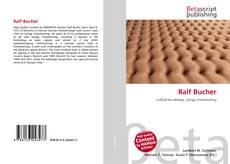 Buchcover von Ralf Bucher