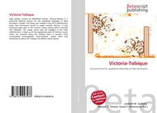 Bookcover of Victoria-Tobique