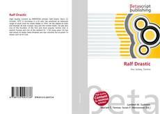 Buchcover von Ralf Drastic