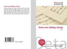 Bookcover of Parle-moi (Nâdiya Song)