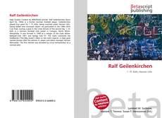 Buchcover von Ralf Geilenkirchen