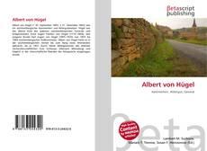Bookcover of Albert von Hügel