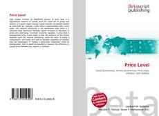 Bookcover of Price Level