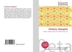 Victoria, Newport kitap kapağı