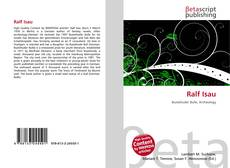 Bookcover of Ralf Isau