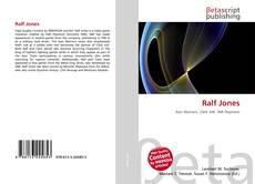 Buchcover von Ralf Jones