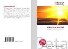 Copertina di Common Kestrel