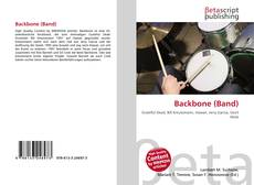 Bookcover of Backbone (Band)