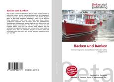 Bookcover of Backen und Banken