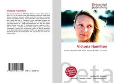 Bookcover of Victoria Hamilton