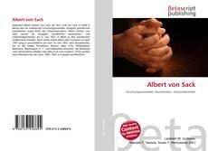 Обложка Albert von Sack