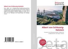 Bookcover of Albert von Schleswig-Holstein