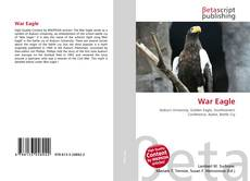 Buchcover von War Eagle