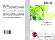 Ralf Schehr的封面