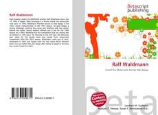 Buchcover von Ralf Waldmann