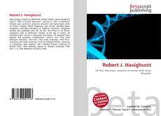 Robert J. Havighurst kitap kapağı